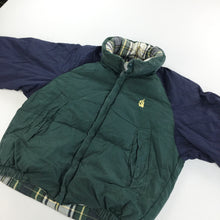 Load image into Gallery viewer, Nautica Reversible Puffer Jacket - Small