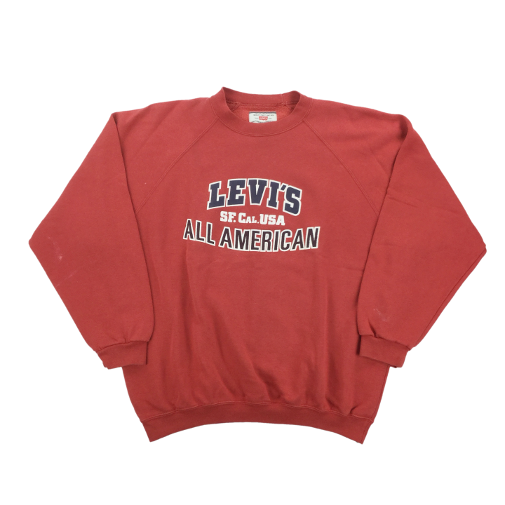 Levi's 90's Sweatshirt - Large