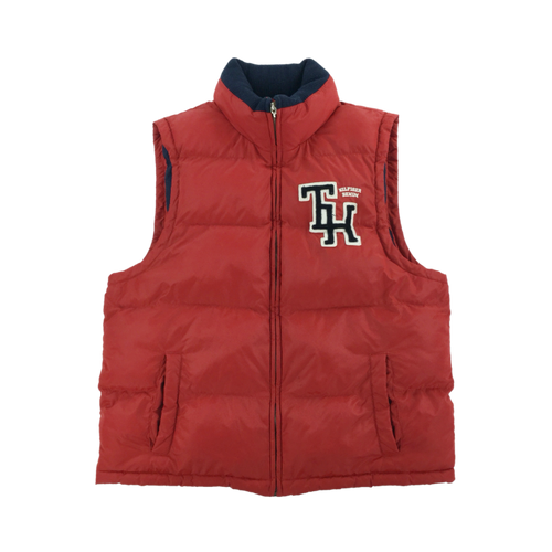 Hilfiger Denim Puffer Gilet - Small