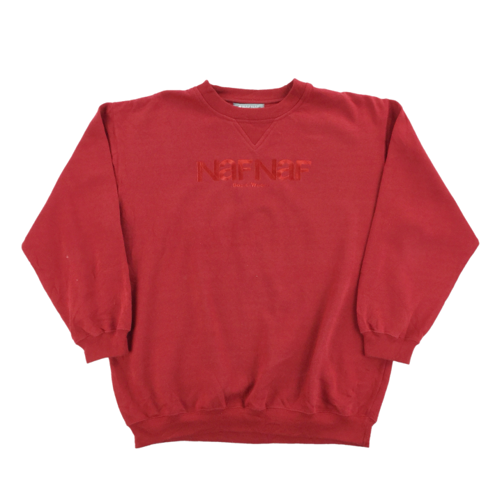 Naf Naf Sweatshirt - Medium