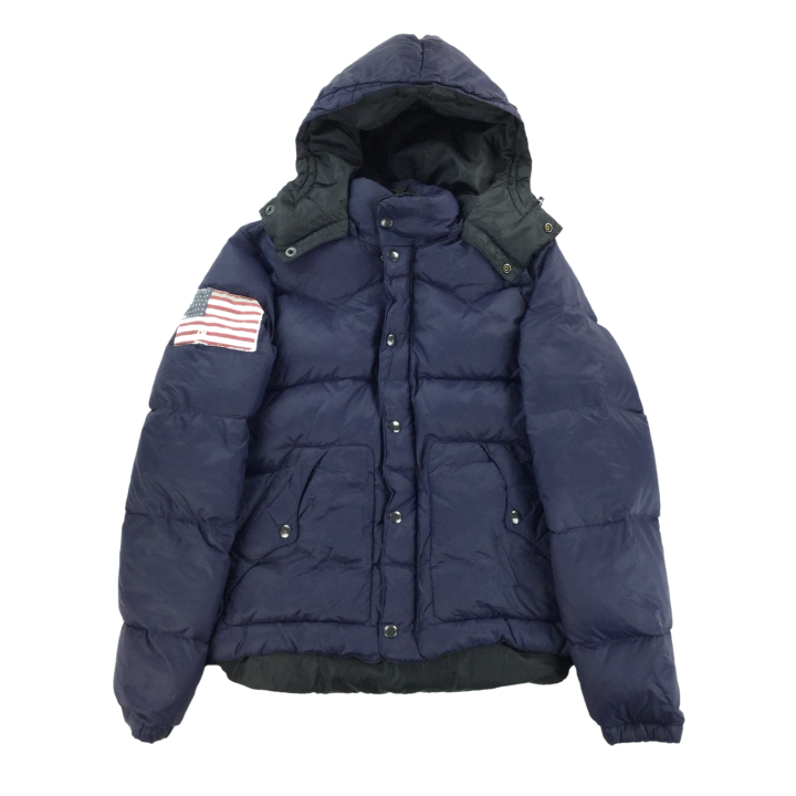 Ralph Lauren Winter Puffer Jacket - Womans/Medium