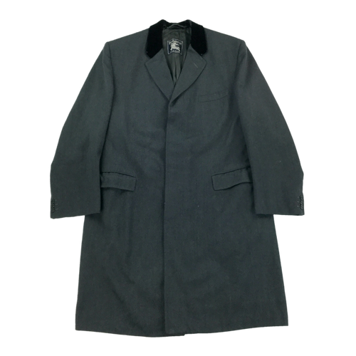 Burberry Wool Trench Coat - Large