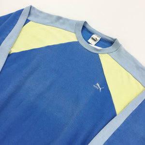 Puma 80's Cotton Tracksuit - Small
