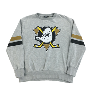NHL Anaheim Ducks Sweatshirt - XXL