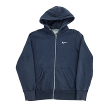 Load image into Gallery viewer, Nike Swoosh Zip Hoodie - Medium