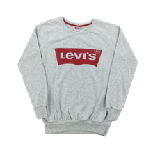 Load image into Gallery viewer, Levi's Spellout Sweatshirt - XS