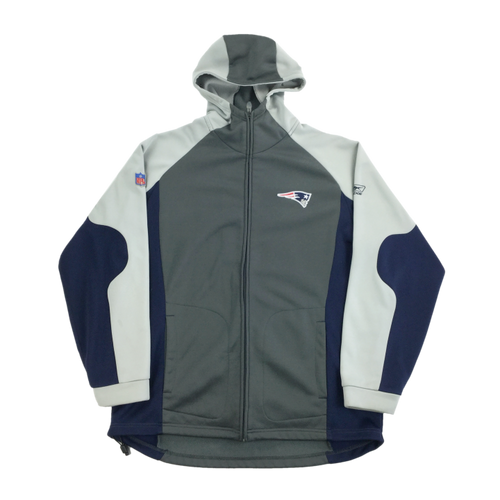 Reebok NFL Patriots Jacket - Large