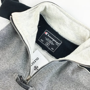 Champion 90s 1/4 Zip Sweatshirt - Medium