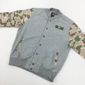 New Era Button Sweatshirt - Medium