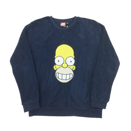 Simpsons Fleece Sweatshirt - XXL