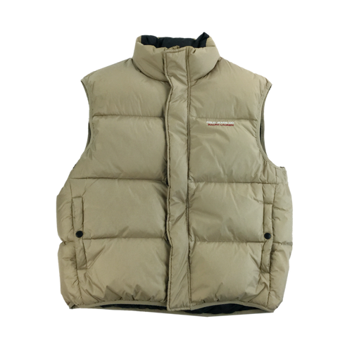 Ralph Lauren Polo Jeans Puffer Gilet - Large