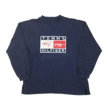 Load image into Gallery viewer, Tommy Hilfiger Bootleg Sweatshirt - Medium