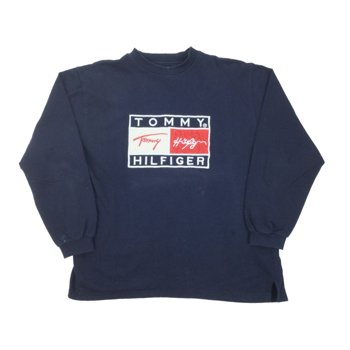 Tommy Hilfiger Bootleg Sweatshirt - Medium