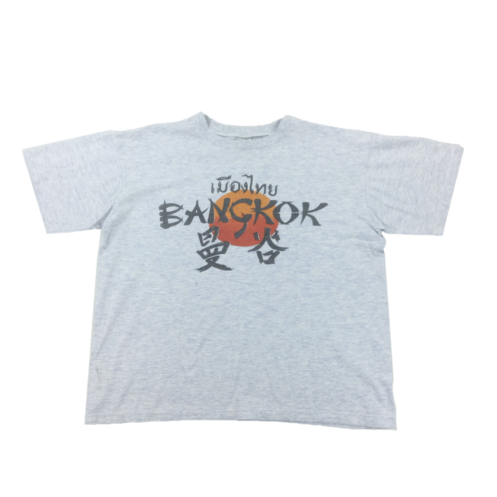 Banckok Printed T-Shirt - XL