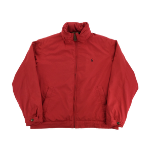 Ralph Lauren Fleece Jacket - Large