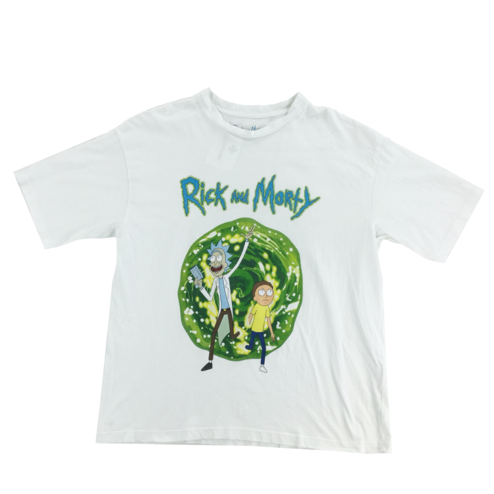 Rick & Morty T-Shirt - Small