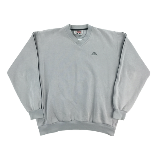 Kappa Basic Sweatshirt - Medium