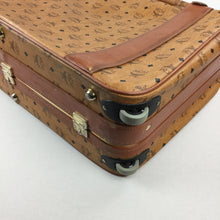 Load image into Gallery viewer, Rare MCM Suitcase (1989)