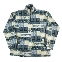 Load image into Gallery viewer, Crazy Fleece Zip Jumper - XXL