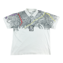 Load image into Gallery viewer, Adidas Rare 80's Polo Shirt - Small