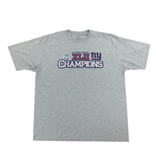 Load image into Gallery viewer, Reebok NFL Superbowl New York Giants T-Shirt - XL