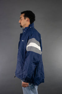 Nike 90s Spellout Swoosh Jacket - Large