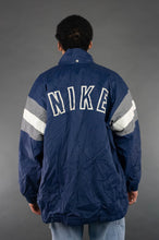 Load image into Gallery viewer, Nike 90s Spellout Swoosh Jacket - Large