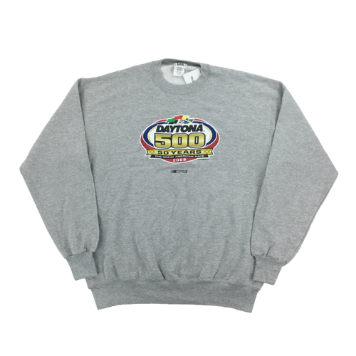 Lee Nescar Daytona 50 Years Sweatshirt - Large