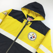 Load image into Gallery viewer, NFL Steelers Jacket - XL