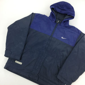 Nike Swoosh Windbreaker Jacket - Medium