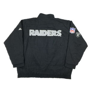 NFL Raiders Jacket - Large