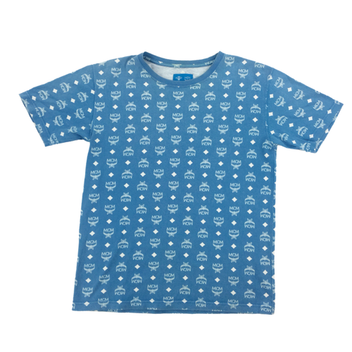 MCM Monogram T-Shirt - Medium