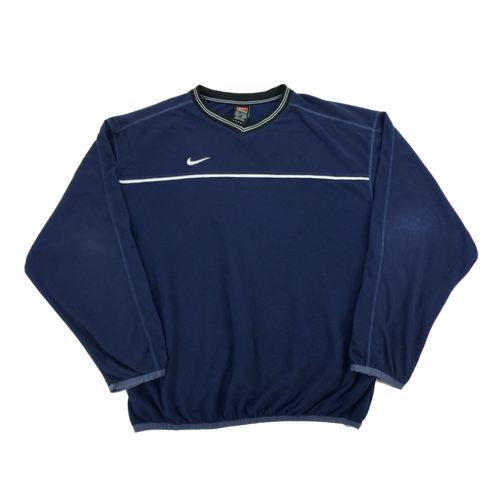 Nike Fleece Sweatshirt - Large