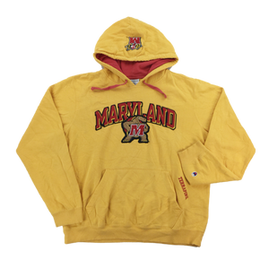 Champion Maryland Hoodie - Large