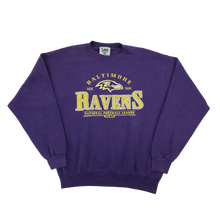 Load image into Gallery viewer, Lee NFL Ravens 2001 Sweatshirt - Medium