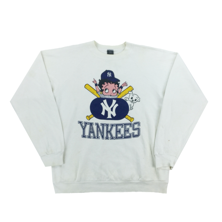 New York Yankees Graphic Sweatshirt - Medium
