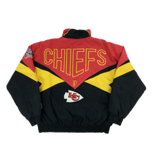 Load image into Gallery viewer, KC Chiefs 90's NFL Jacket - Large