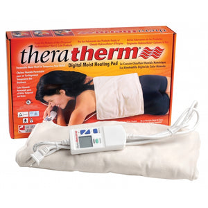 "1032 Theratherm Digital Moist Heating Pad Standard 14""x27"""