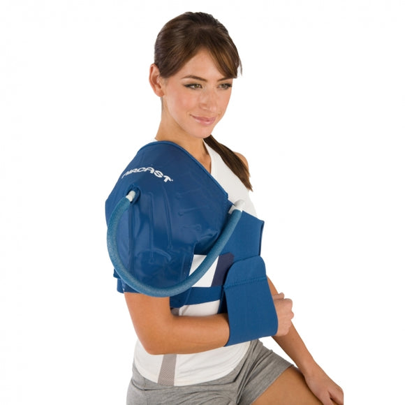 Aircast Shoulder Cryo/Cuff & Cooler Combo - SpaSupply