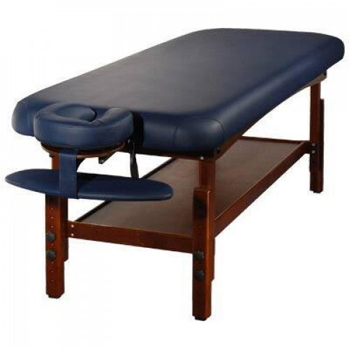 Fully Loaded Deluxe Stationary Massage Table - SpaSupply