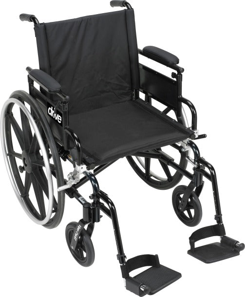 Drive Medical Viper Plus GT Wheelchair (Seat Width 20