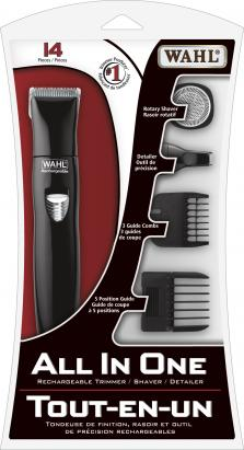 Wahl Rechargeable All-in-One Trimmer