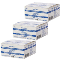 Alliance Alcohol Prep Pads 2-Ply 70% Alcohol Swabs Individually Wrapped (1000/Pack)