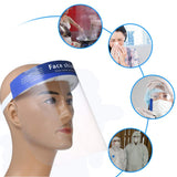 Face Shield Visor One Size Fits All
