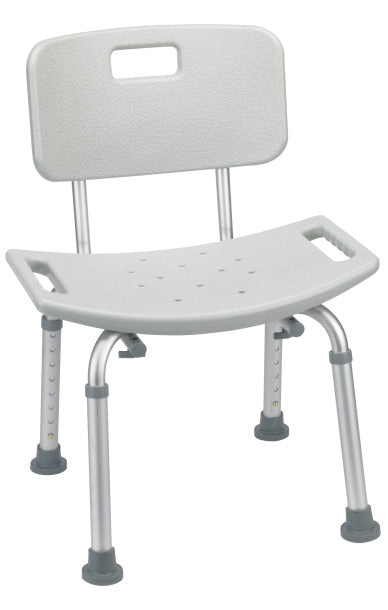 Drive Deluxe Aluminum Bath Chair - SpaSupply