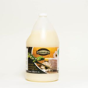 Gecko Gold Massage Gel 4 Litre - SpaSupply