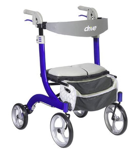 Drive Medical Nitro DLX Rollator - SpaSupply