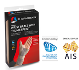 Thermoskin Thermal Wrist Brace with Thumb Splint