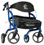 Airgo eXcursion XWD Lightweight Rollator - SpaSupply