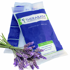 Therabath Paraffin Wax Refill - Lavender (12 Pounds) - SpaSupply